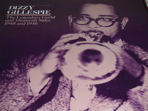 Dizzy Gillespie Record at Internet Records