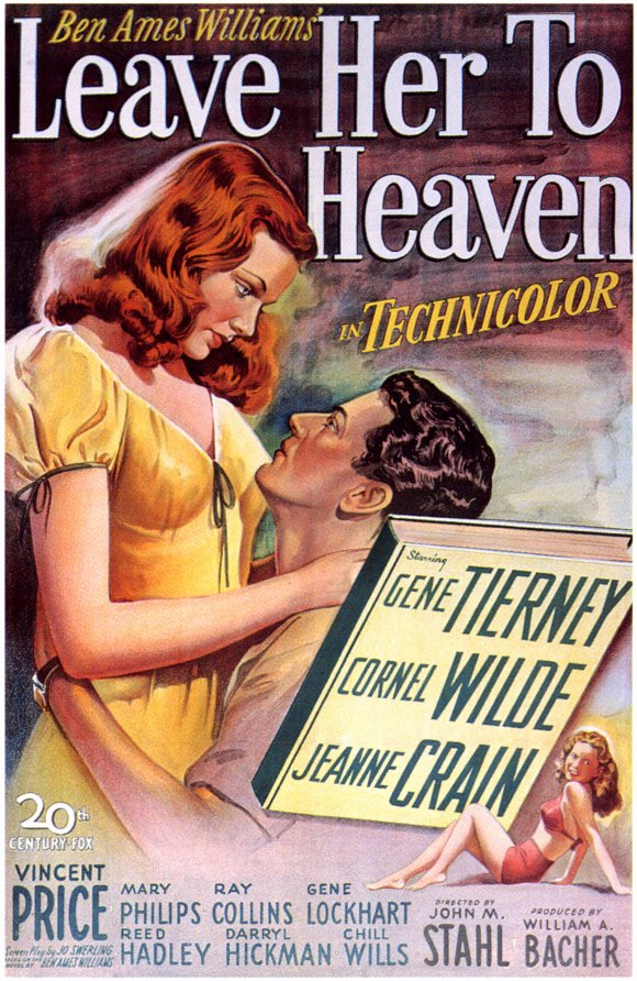 Leave Her to Heaven Movie Poster