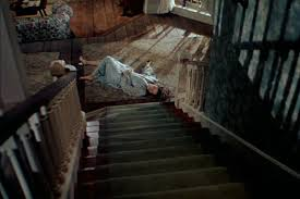 Leave Her to Heaven Staircase Scene