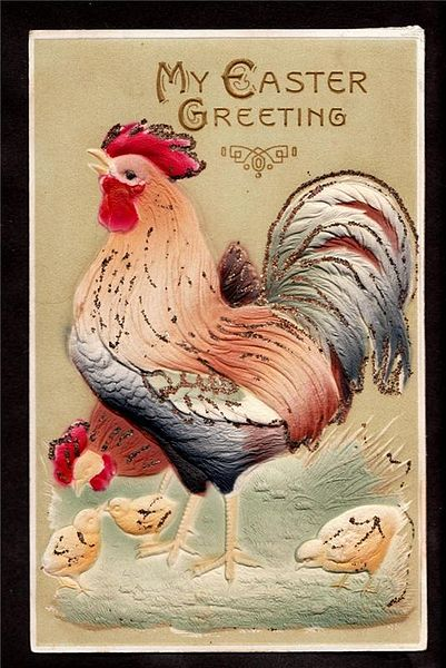 My Easter Greeting, 1915