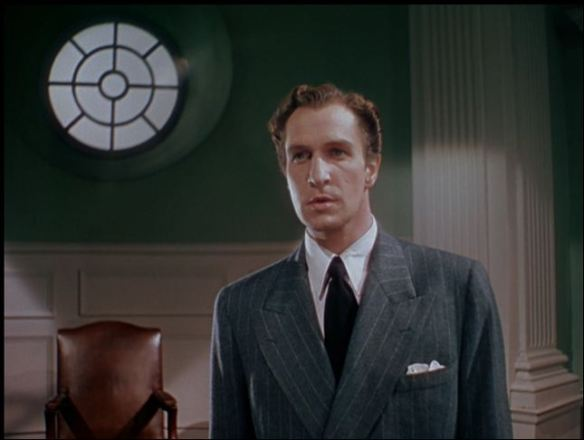 Vincent Price in Leave Her to Heaven