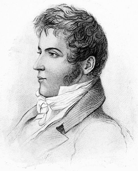 Washington Irving at 22