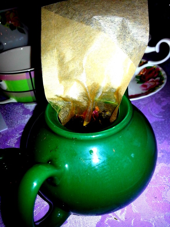 """My"" Teapot"