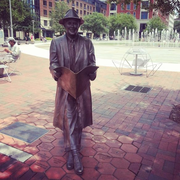 Johnny Mercer Statue