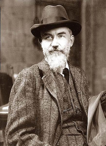 George in my fave suit, 1909