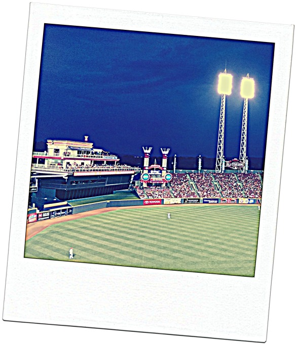 Great American Ball Park, Cincinnati