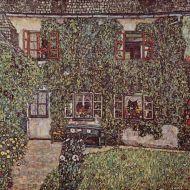 Das Haus von Guardaboschi by Gustav Klimt, 1912