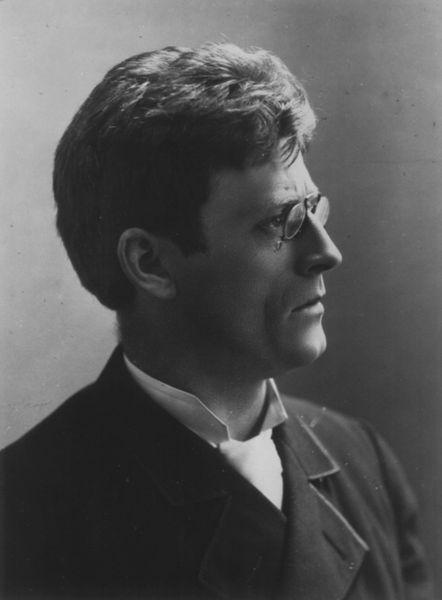 Knut Hamsun, circa 1890