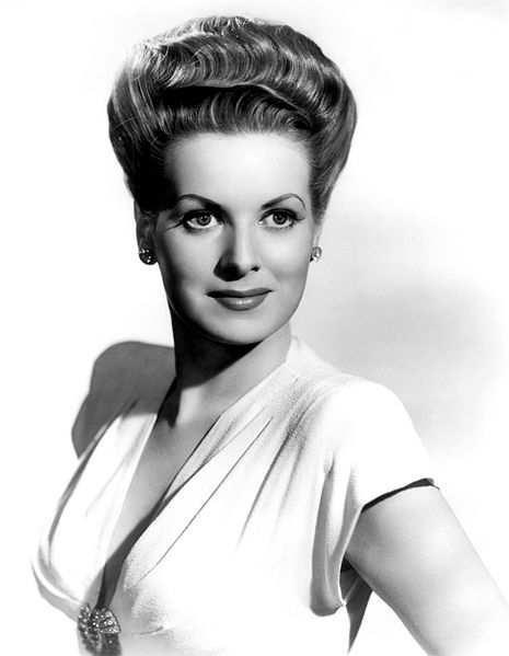 Maureen O'Hara, 1940s