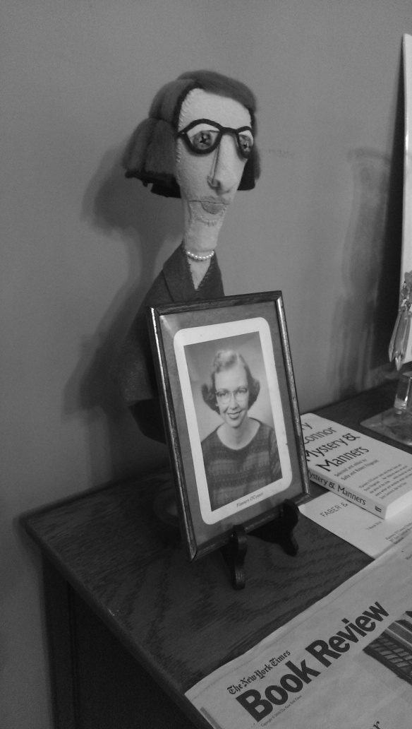 Doll and photograph