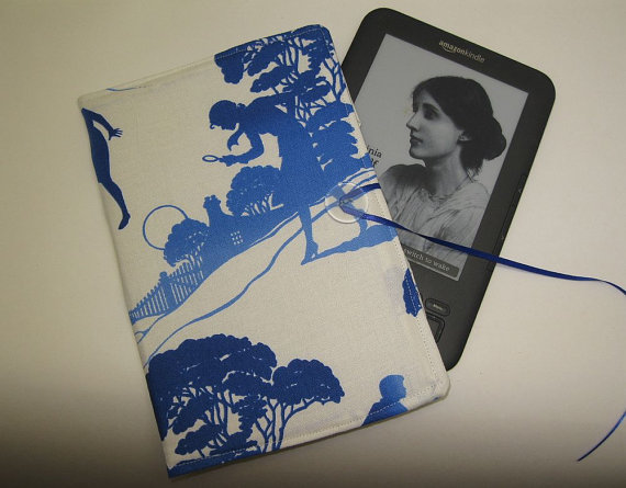 Nancy Drew Ereader Case by Always a Little Behind