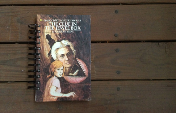 Nancy Drew Journal by Ex Libris