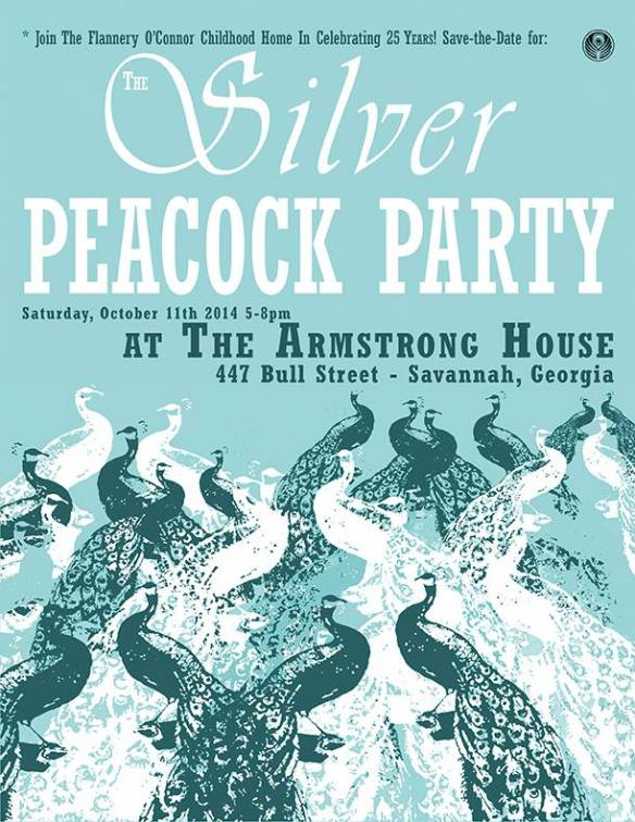 The Silver Peacock Party