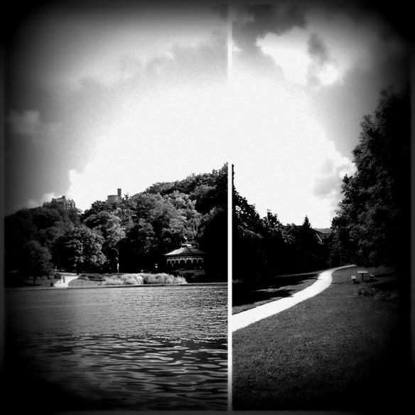 Eden Park, Black and White