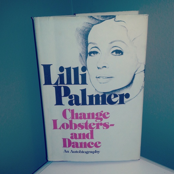 Lilli Palmer Change Lobsters and Dance