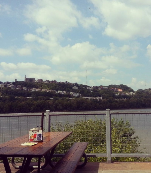 Lunchtime View