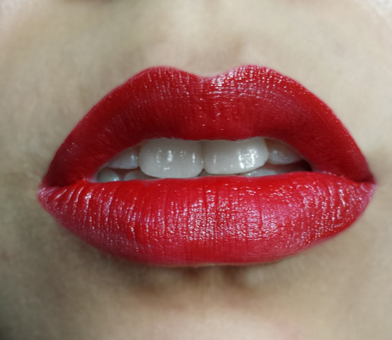 Prowl Red Lipstick by Insomnia Cosmetics