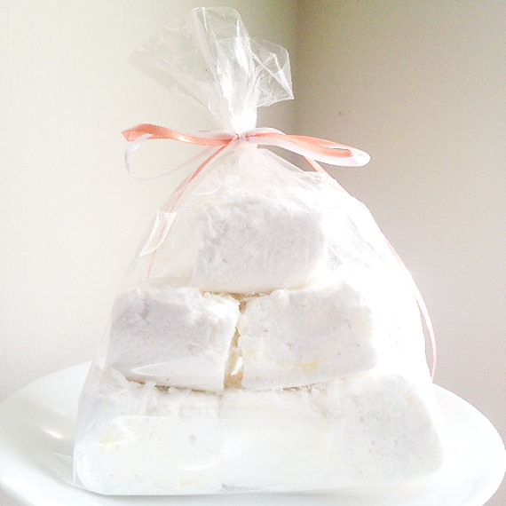 Toasted Coconut Marshmallows by Glitter Pop