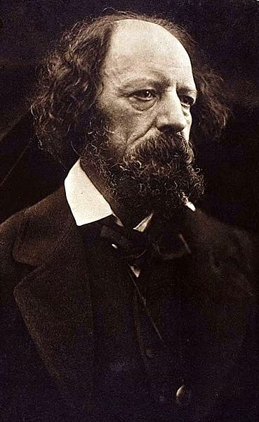 Alfred Lord Tennyson by Julia Margaret Cameron, 1869
