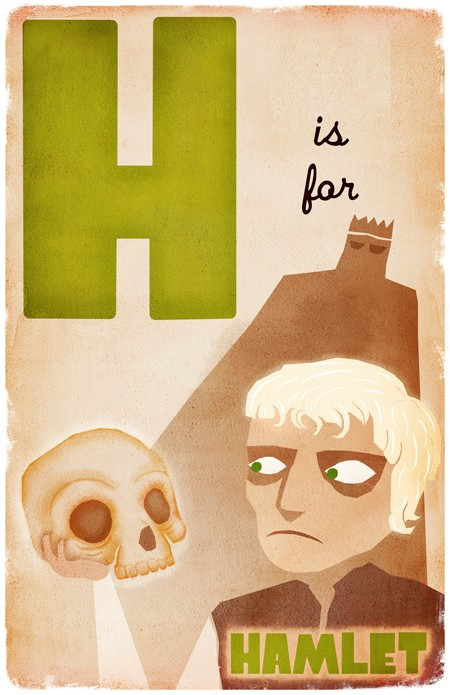H is for Hamlet by dp sullivan