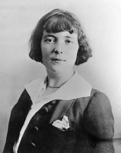 Katherine Mansfield, 1912