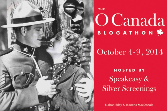 The O Canada Blogathon