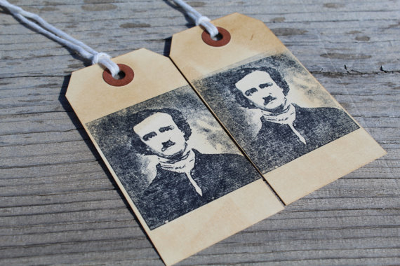 Poe Tags by Crimson Hollow