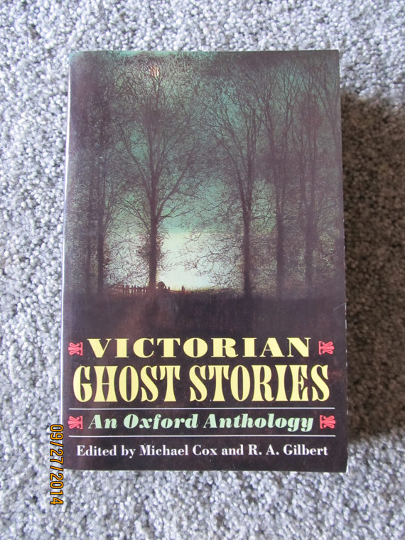 Victorian Ghost Stories at The Agate Factory