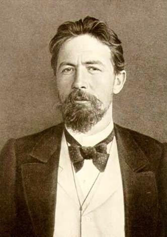 Anton Chekhov, 1900