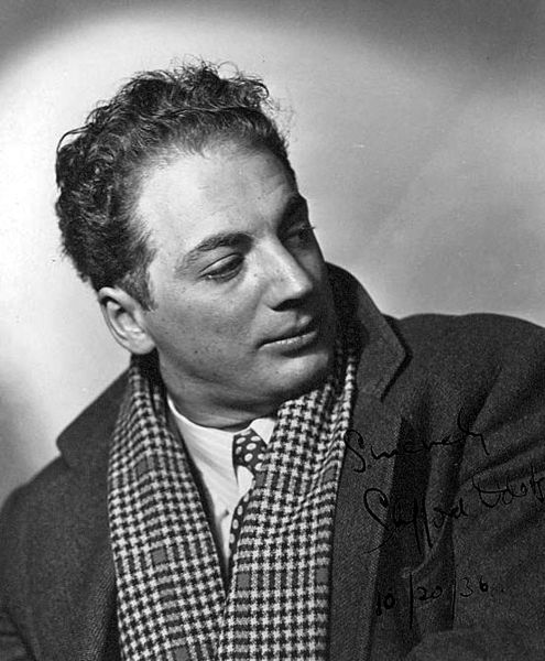 Clifford Odets, 1936