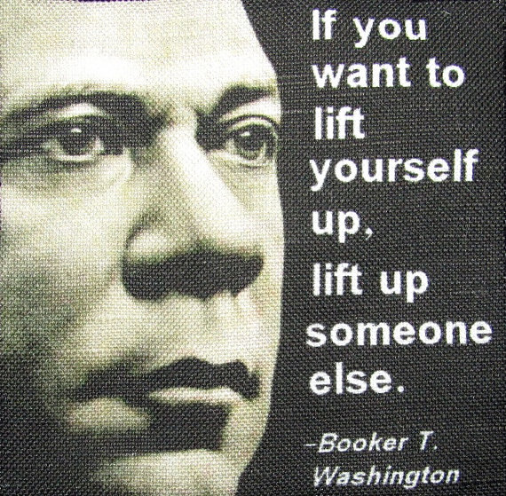 Booker T. Washington Patch by Daddyo Fattyo