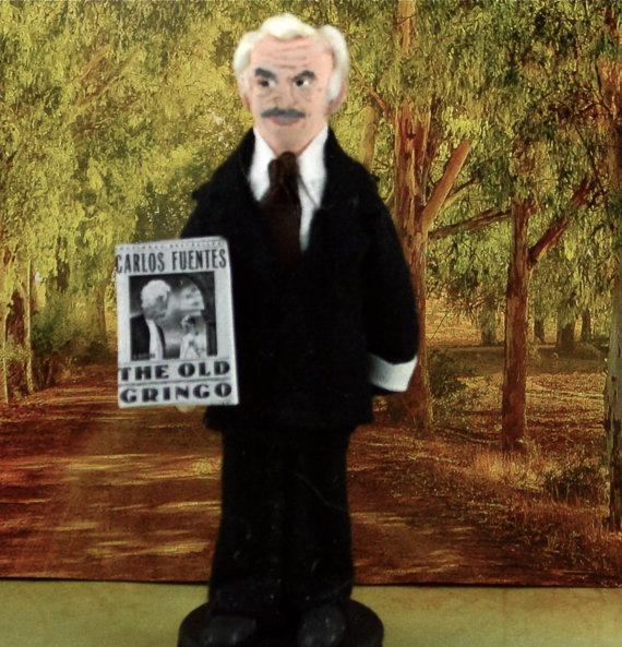 Carlos Fuentes Doll by Uneek Doll Designs