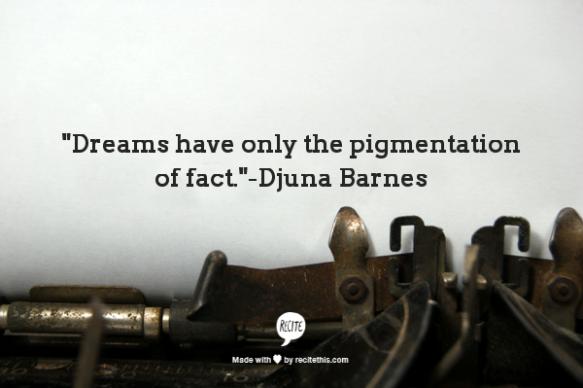 Djuna Barnes Quote