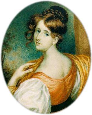 Elizabeth Gaskell by William John Thomson, 1832