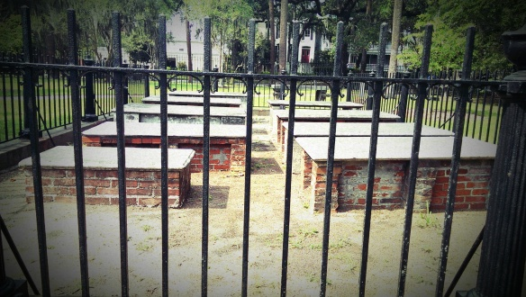 Colonial Park, Savannah.
