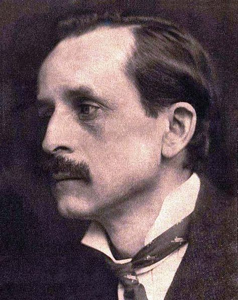 J.M. Barrie, 1901