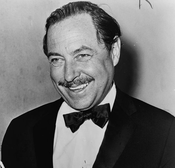Tennessee Williams, 1965