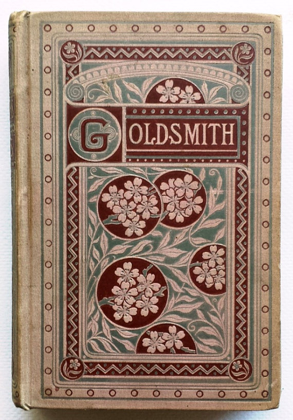 Poems, Plays and Essays by Oliver Goldsmith at RedCottage
