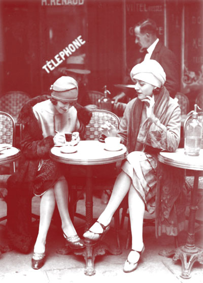 Solita Solano and Djuna Barnes