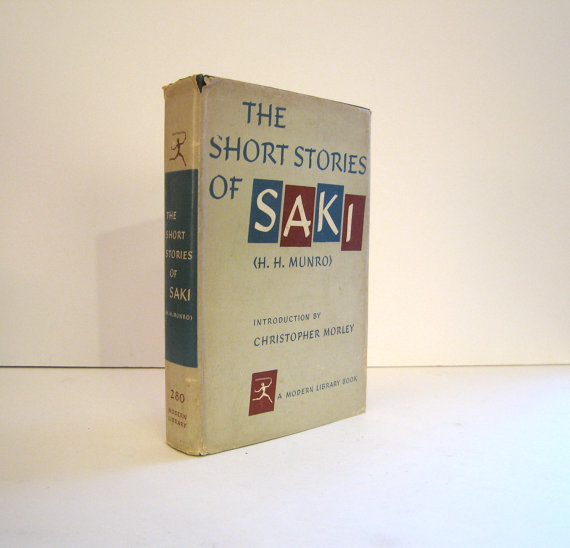The Short Stories of Saki at Professor Booknoodle