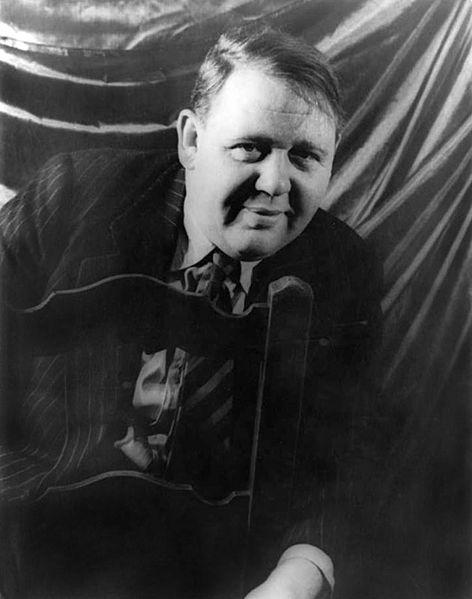 Charles Laughton by Carl Van Vechten, 1940
