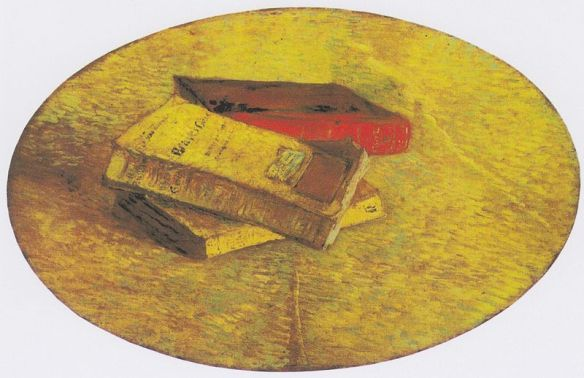 Still Life with Three Books by Vincent van Gogh, 1887
