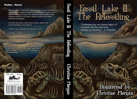 The Refossiling Full Wrap Cover