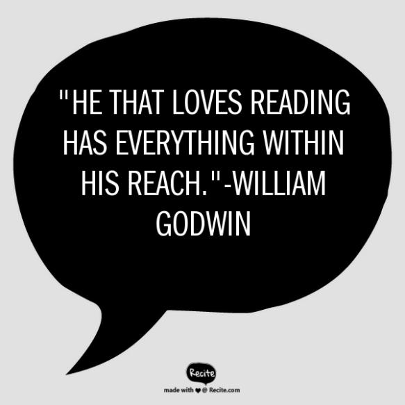 William Godwin Quote