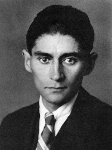 Franz Kafka, 1923