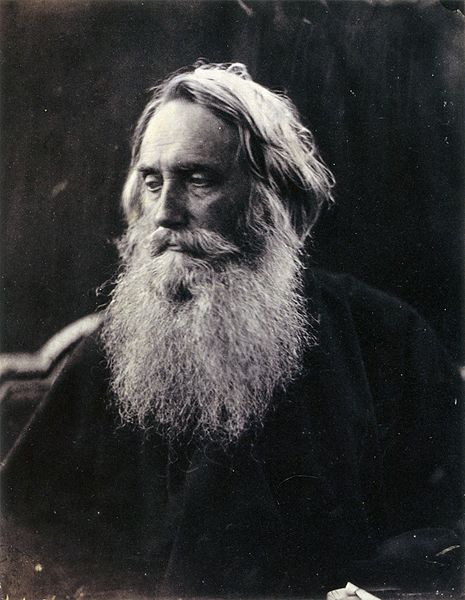 Henry Taylor  by Julia Margaret Cameron, 1864