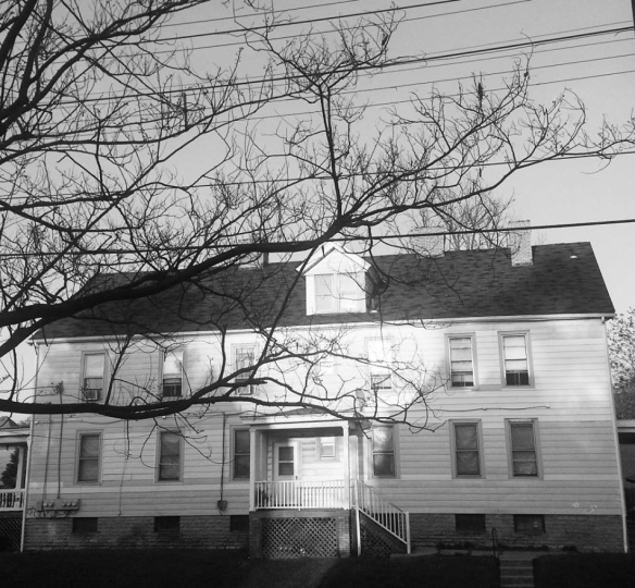 Old Apartment House