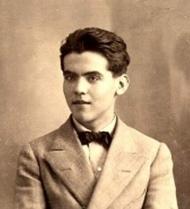 Federico Garcia Lorca, 1914