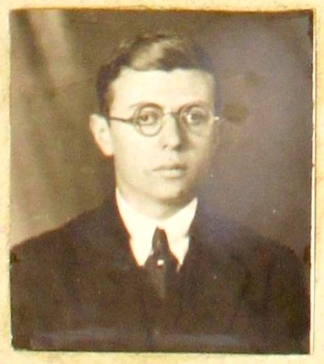 Jean-Paul Sartre, circa 1924