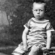 Thomas Mann, 1881
